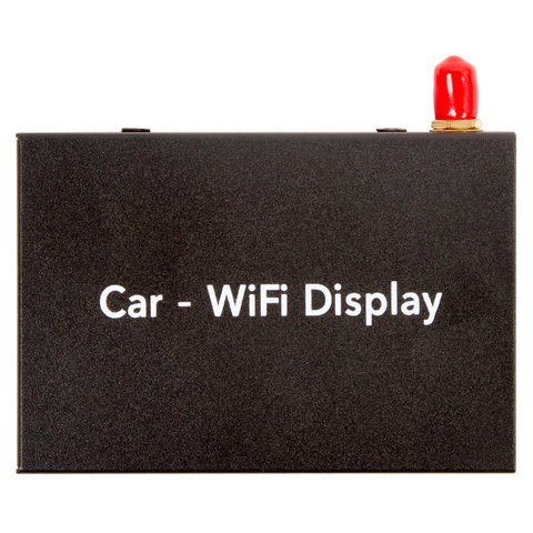Smartphone/iPhone Wi-Fi Mirroring Car Adapter with RCA and HDMI Outputs Preview 5