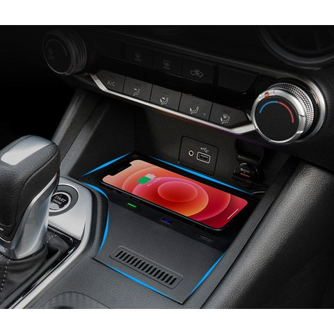 QI Wireless Charger for Nissan Sylphy 2020-2021 MY Preview 1