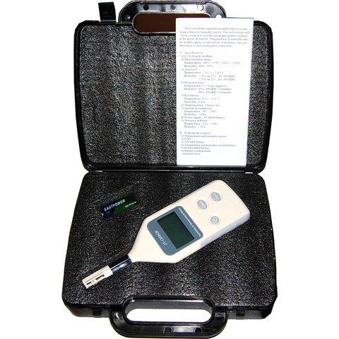 Электронный термогигрометр AXIOMET AX-1359CR Превью 2