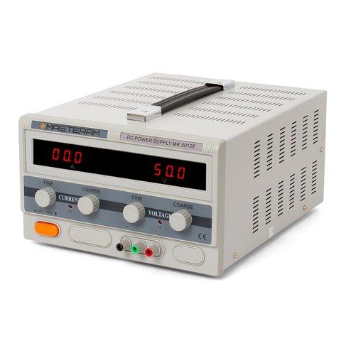 Лабораторний блок живлення Masteram MR5010E Прев'ю 1