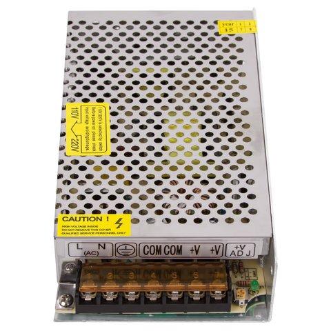 Блок живлення для світлодіодних стрічок 12 В, 16 А (200 Вт), 110-220 В Прев'ю 1