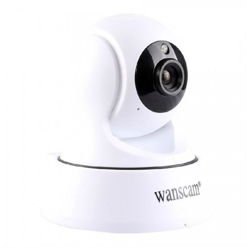 Безпровідна IP-камера спостереження HW0036 (720p, 1 МП) Прев'ю 1