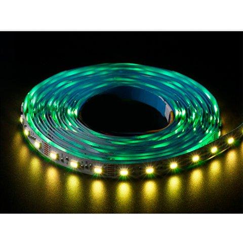 Світлодіодна стрічка RGB+CW+WW SMD5050 (300 світлодіодів, 12 В, 5 м, IP20) Прев'ю 1
