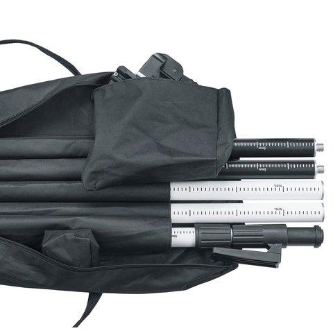 Телескопічний штатив Laserliner TelePod Plus (330 см) Прев'ю 3