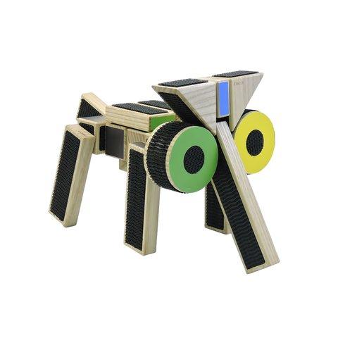 Конструктор COKO Строительные кубики 22 Превью 12