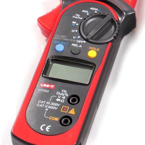 Digital Clamp Meter UNI-T UT203 Preview 4