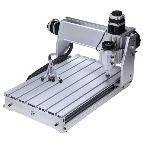 4-axis CNC Router Engraver ChinaCNCzone 4030 (800 W) Preview 1