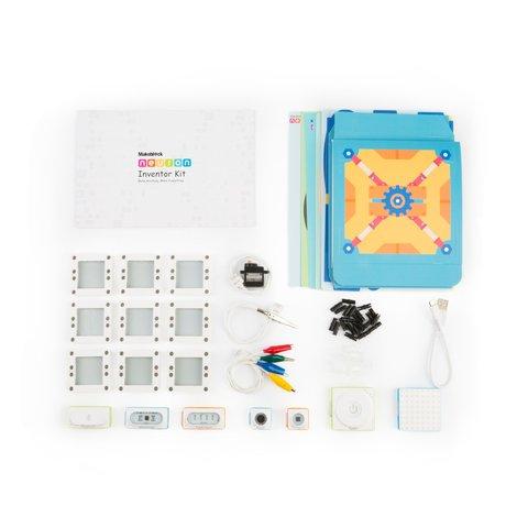 Juego de módulos electrónicos Makeblock Neuron Inventor Kit