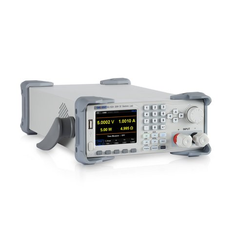 Programmable DC Electronic Load SIGLENT SDL1020X Preview 1