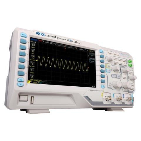 Digital Oscilloscope RIGOL DS1202Z-E Preview 1