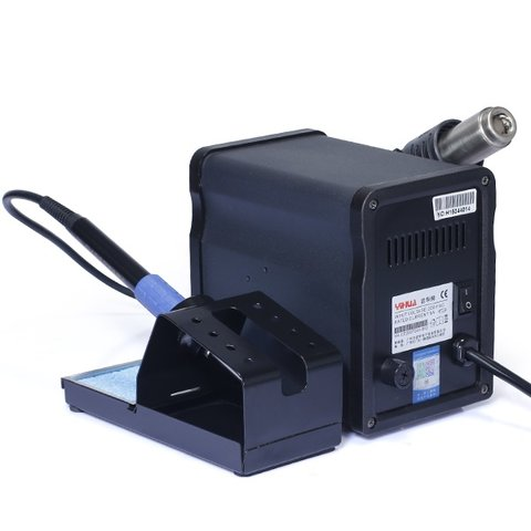 Hot Air Soldering Station YIHUA 8786D Preview 1